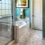 Stylecraft Builders for Traditional Bathroom with Bryan College Station