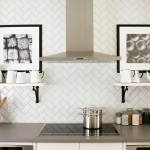 Subway Tile Patterns for Traditional Kitchen with Kitchen Tile