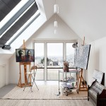 Sudio for Contemporary Home Office with Area Rug