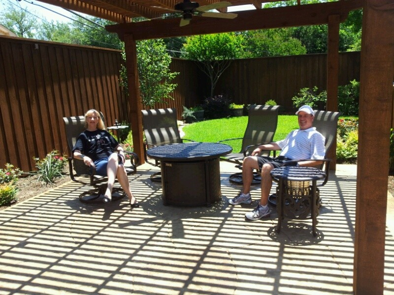 Sunnyland Furniture for Traditional Patio with Patio Furntiure
