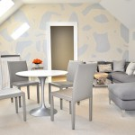 Teleo for Contemporary Family Room with Neutral Colors