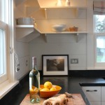 Texas Casual Cottages for Rustic Kitchen with Wall Sconce