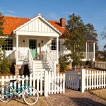 Texas Casual Cottages for Traditional Exterior with Portico