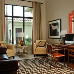 The Bridges Delray for Contemporary Home Office with Wall Art