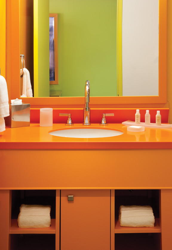 The Saguaro Hotel for Eclectic Bathroom with Eclectic