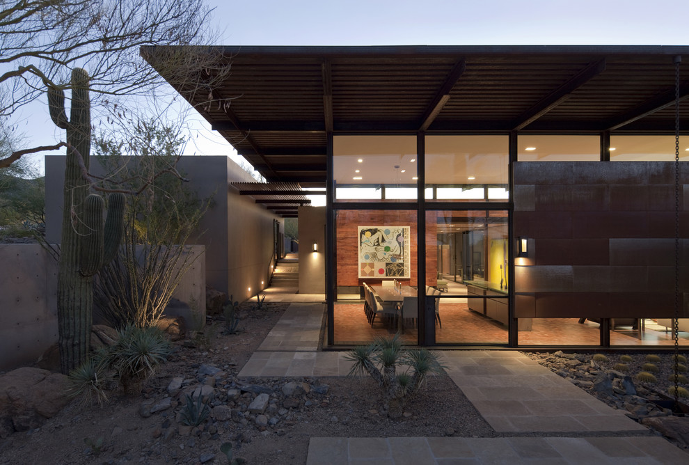 The Saguaro Hotel for Southwestern Exterior with Frank Loyd Wright