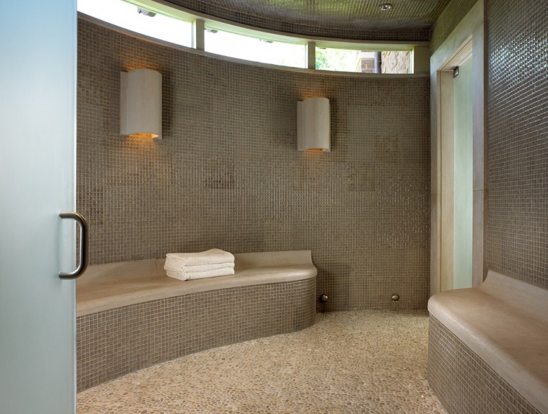 Thermasol for Contemporary Bathroom with Neutral Colors