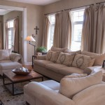 Timberlake Furniture for Farmhouse Living Room with Neutral Palette