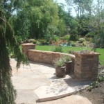 Tlc Landscaping for Craftsman Patio with Backyard Makeover