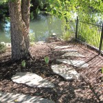 Tlc Landscaping for Traditional Landscape with Pathways