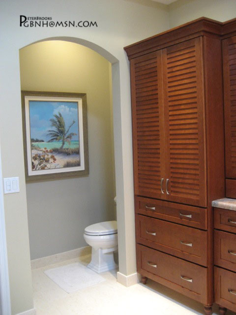 Tommy Bahama Orlando for Tropical Bathroom with Kitchen Companies