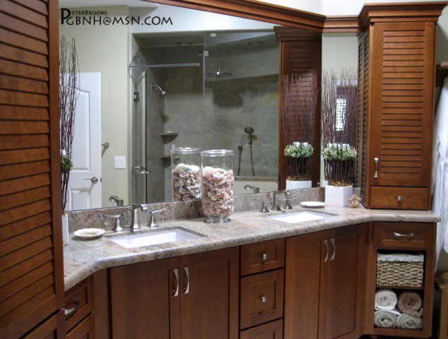 Tommy Bahama Orlando for Tropical Bathroom with Kitchen Remodel