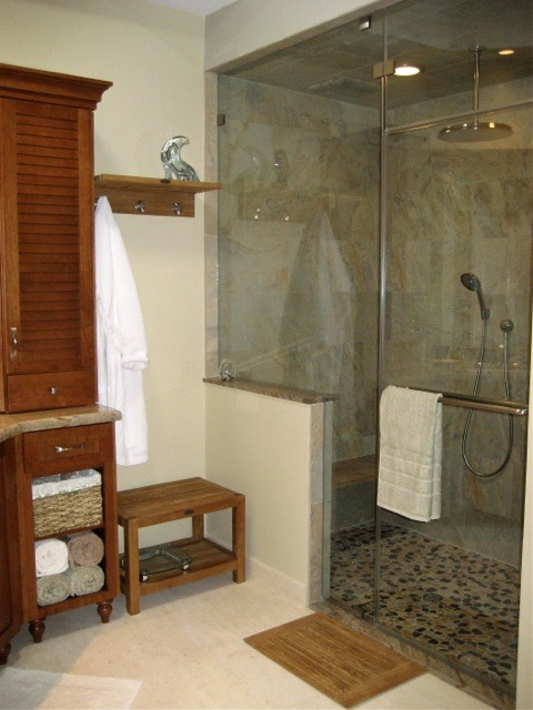Tommy Bahama Orlando for Tropical Bathroom with Tropical Style