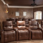 Tony Brown Chevrolet for Rustic Home Theater with Movie Theater