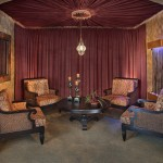 Tortuga Pointe for Contemporary Family Room with Morocco Inspired Spa