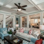 Tradewinds Furniture for Traditional Living Room with Wood Railing