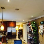 Triangle Bulbs for Traditional Spaces with Led Lights