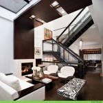Tribeca Salon for Modern Spaces with Modern