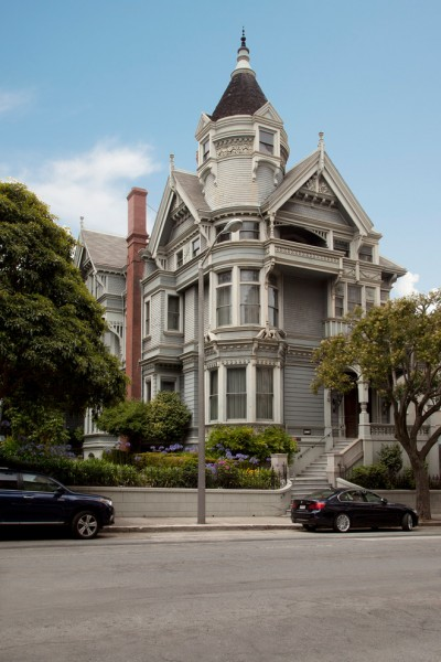 Trulia San Francisco for Victorian Exterior with Landscaping