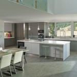 Turkel Design for Contemporary Kitchen with Warm Modern Lindal Homes