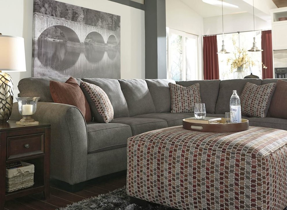 Turners Furniture for Transitional Living Room with Affordable