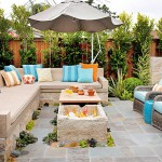 Ubuildit for Transitional Spaces with Outdoor Pillows