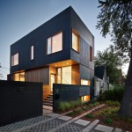 Unilock Pavers for Contemporary Exterior with Landscaping
