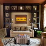 United Artist Laguna for Contemporary Living Room with Wall Lighting