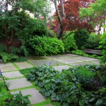 Urban Squared Realty for Contemporary Landscape with Hedges