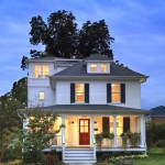 Urban Squared Realty for Farmhouse Exterior with Columns