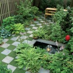 Urban Squared Realty for Traditional Landscape with Checkerboard Pavers