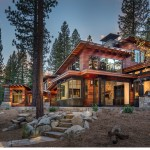Valhalla Tahoe for Modern Exterior with Modern Rustic