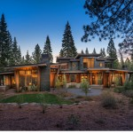 Valhalla Tahoe for Modern Exterior with Truckee Tahoe Architecture