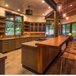 Valhalla Tahoe for Modern Kitchen with Wood Paneling