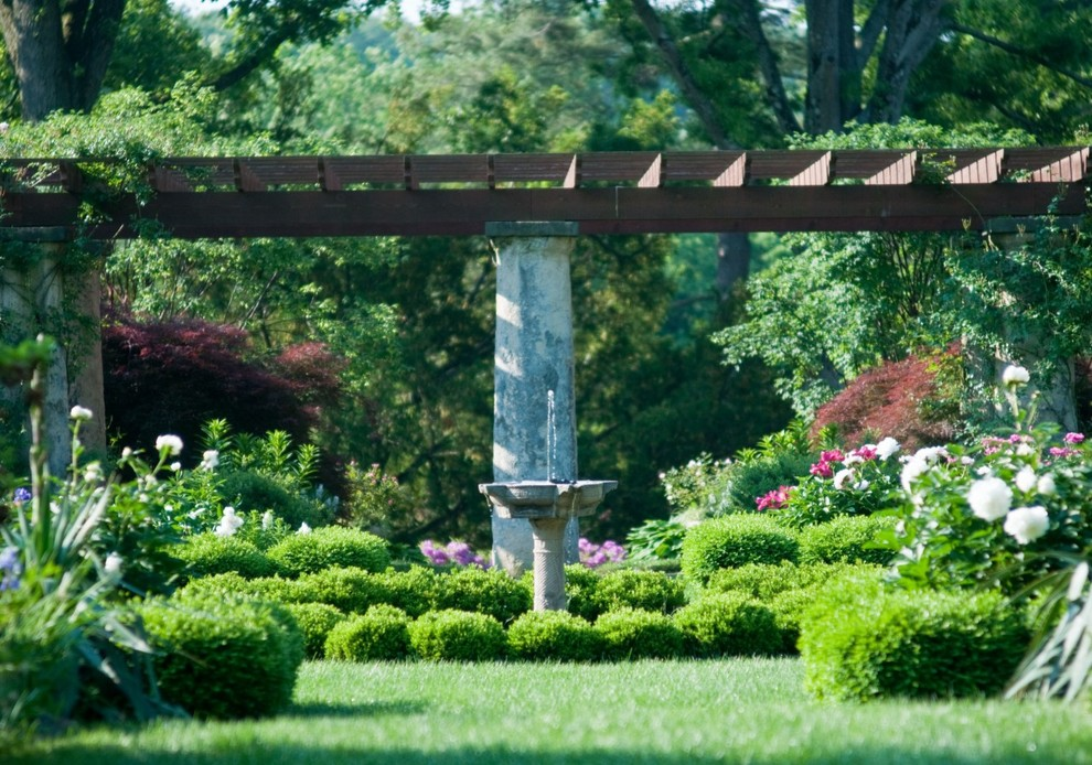 Valley Crest Landscape for Traditional Landscape with Lawn
