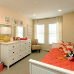 Van Metre Homes for Traditional Kids with Wallpaper