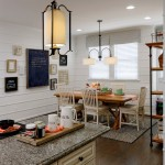 Van Metre Homes for Traditional Kitchen with Framed Artwork