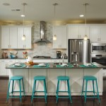 Van Metre Homes for Traditional Kitchen with Gray Countertop