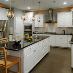 Van Metre Homes for Traditional Kitchen with Wall Oven