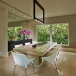 Venetian Causeway for Contemporary Dining Room with Venetian Causeway