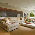 Venetian Causeway for Contemporary Family Room with Coastal Living