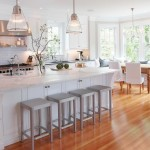 Vienna Waits for You for Traditional Kitchen with Bench