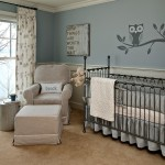 Vienna Waits for You for Traditional Nursery with Owl Decal