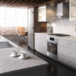 Vinyl vs Laminate for Contemporary Kitchen with Contemporary