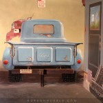 Vista Ford Oxnard for Eclectic Shed with Murals