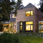 Vitex Reviews for Contemporary Exterior with Wood Siding