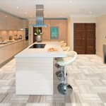 Vitromex for Contemporary Kitchen with Stone Tile Floor