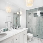 Voss Lighting for Traditional Bathroom with Undermount Sinks