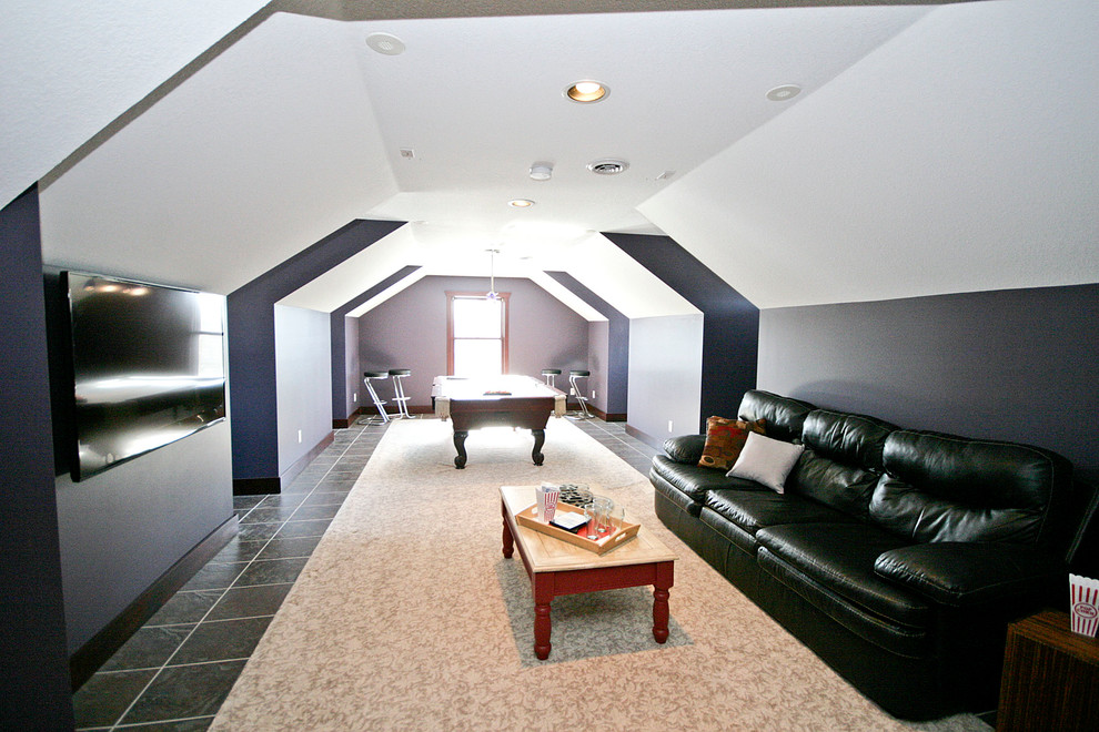 Waconia Theater for Eclectic Home Theater with Eclectic