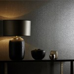 Wallauer for Transitional Entry with Wallpaper